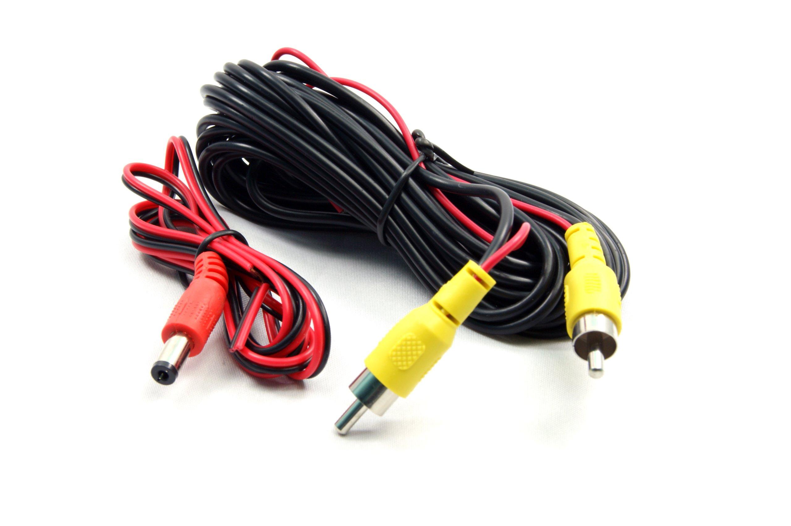 набор проводов для парковочной камеры микро