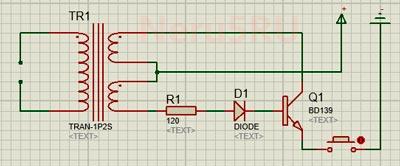 схема конструктора высоковольтный генератор