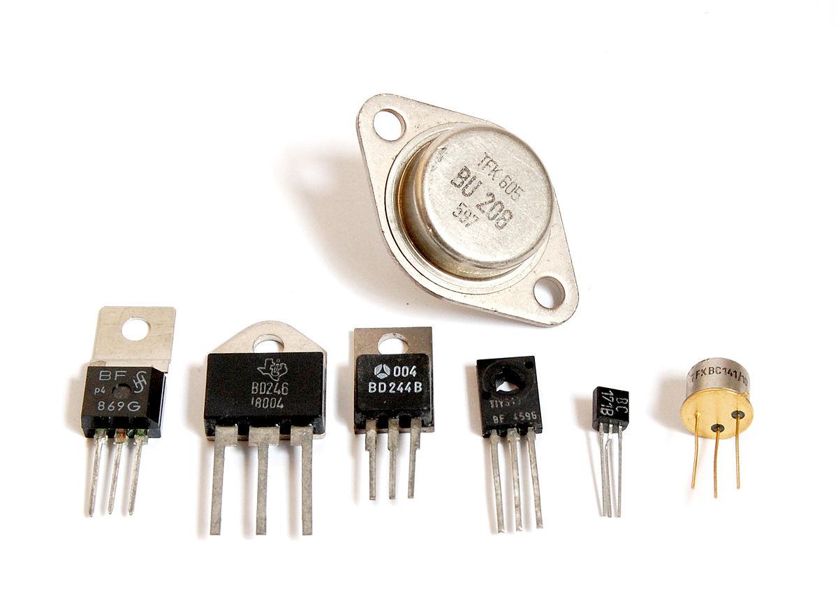 полупроводники транзисторы диоды тиристоры